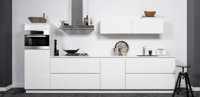 Keukens Van Miele : unieke miele keuken bij grando