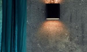 behang van beton