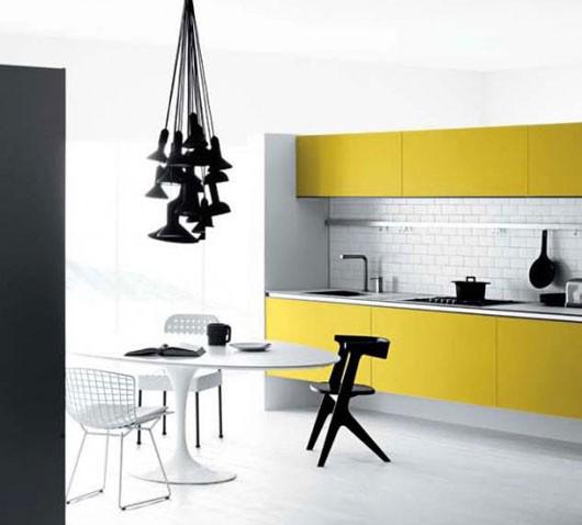 Keuken Kleur Veranderen : kleurrijk koken