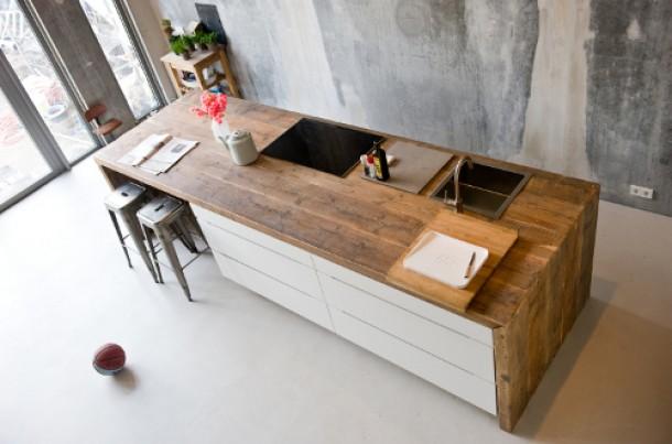 Keuken Inspiratie Landelijk : landelijk of modern