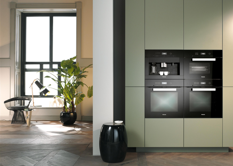 Moderne Keukens Inbouwapparatuur : miele keuken inbouwapparatuur