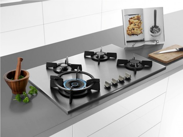 'Fusion Volcano' wokbrander
