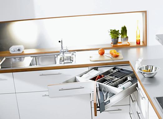 Keuken Ergonomie Afmetingen : Blum Space Corner