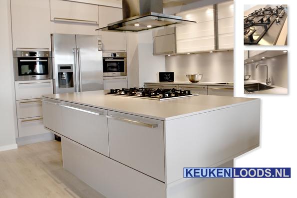 Keuken Kookeiland Kopen : keuken met een zwevend eiland ~ keukenloods