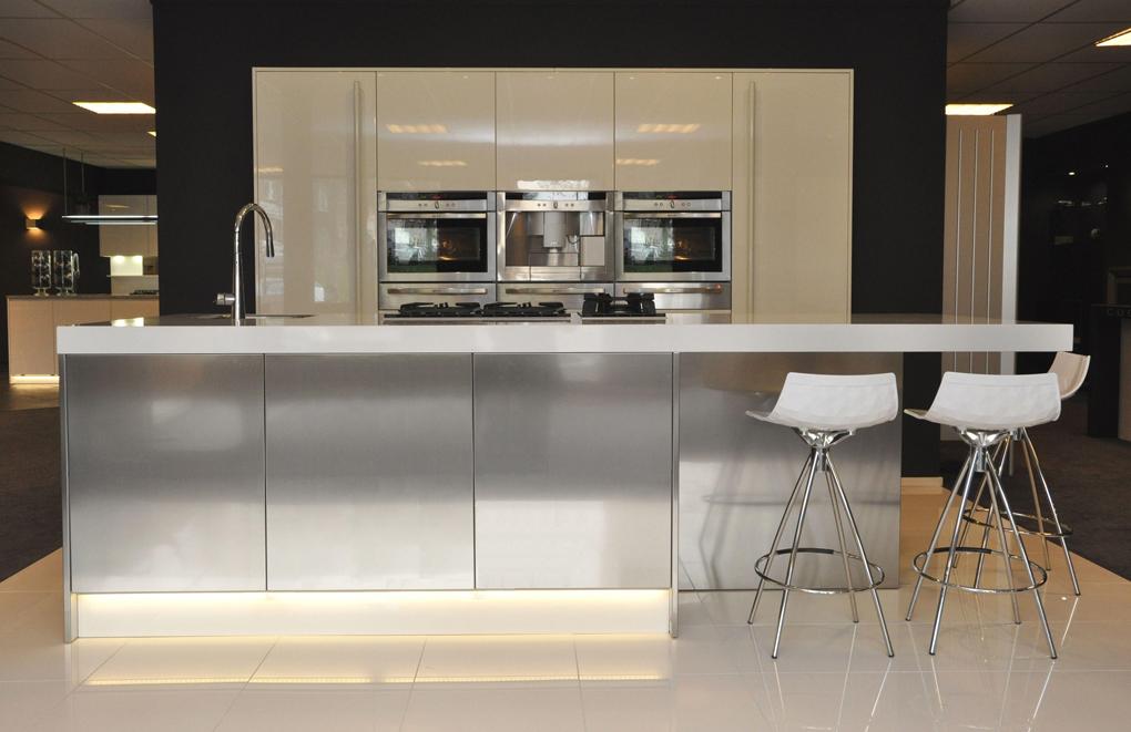 Design Keuken Showroom : Showroomkeuken