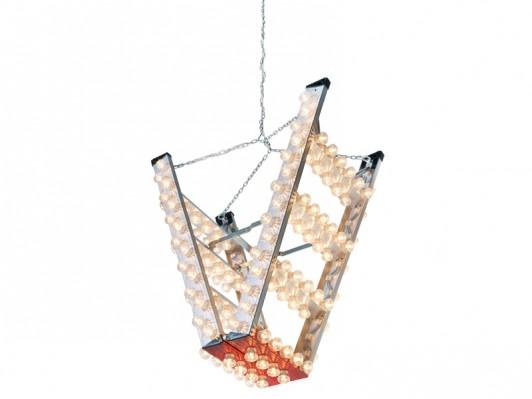 ladder lamp