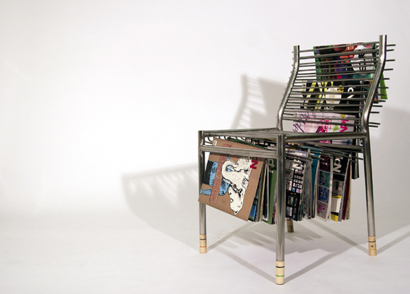 multifunctionele stoel