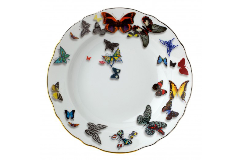 vlinders op je bord